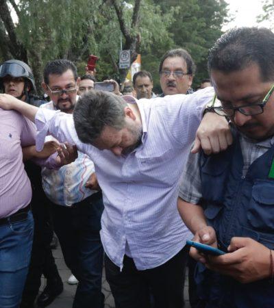 Rompeolas: Extra-base   Operador de Moreno Valle en Quintana Roo,  protagonista del fraude electoral en Puebla