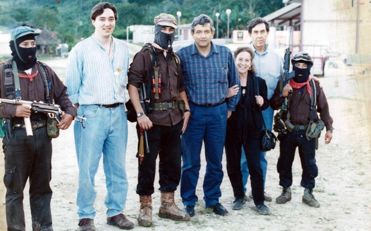 'EL FINQUERO SIGUE SIENDO EL MISMO Y AMLO EL NUEVO CAPATAZ': Zapatistas prevén desilusión tras el triunfo de Morena en México