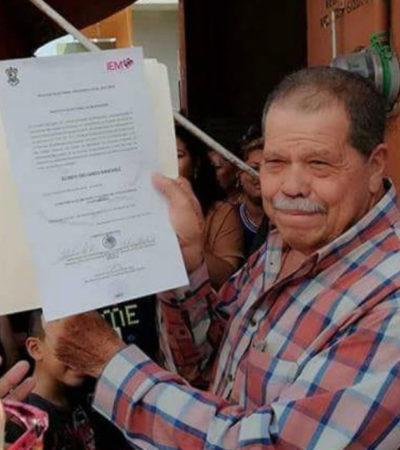 Asesinan en Michoacán al presidente municipal electo de Morena en Buenavista Tomatlán