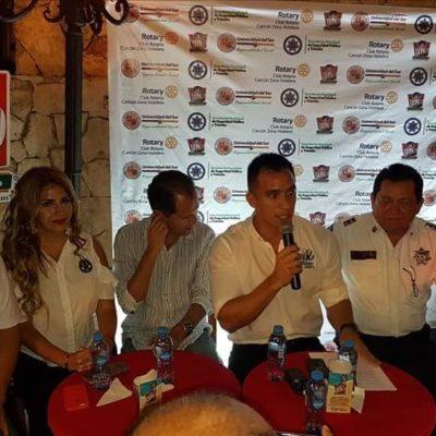 Para fortalecer la seguridad, empresarios y autoridades presentan el programa 'Conductor Inteligente' en Cancún