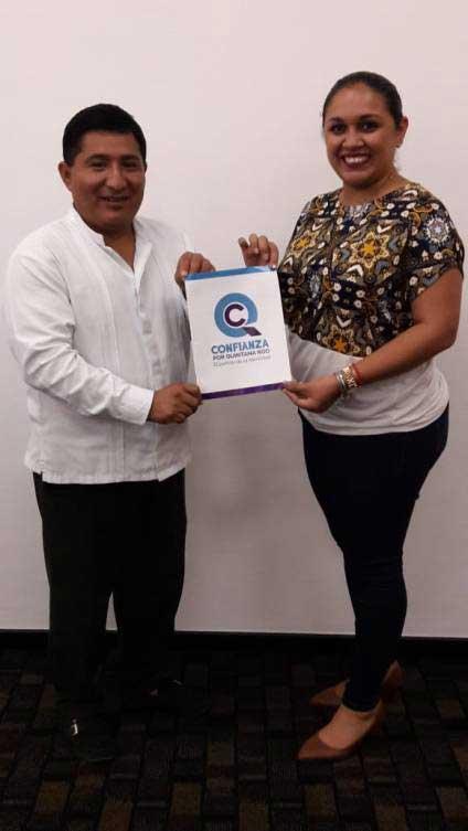 Elige Partido Confianza por Quintana Roo su Comité Ejecutivo Estatal Provisional