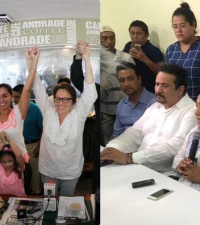 CALDO DE CULTIVO PARA EL CONFLICTO POSTELECTORAL: Cifras cruzadas del Ieqroo dan dos ganadores en Solidaridad… y enturbia elección