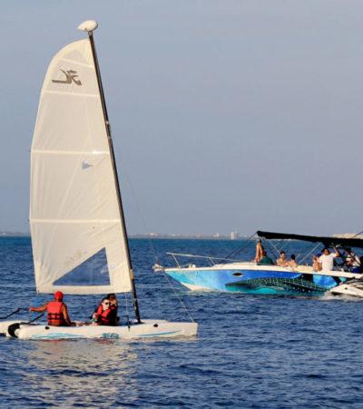 Arrancan náuticos con 90 por ciento en el inicio de la temporada alta de verano