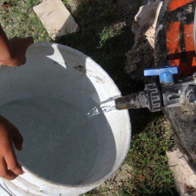 Vecinos de Puerto Aventuras llevan más de 8 días sin agua; ni Aguakan ni CAPA, ni el Ayuntamiento ofrecen soluciones, se quejan