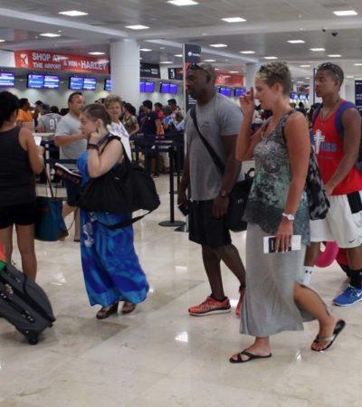 Afluencia de turismo internacional incrementó 4.6% en Quintana Roo, asegura Héctor Flores Santana, director general del Consejo de Promoción Turística de México