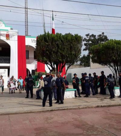 Para prevenir delitos en José María Morelos, vecinos y autoridades buscan conformar grupos de vigilantes ciudadanos