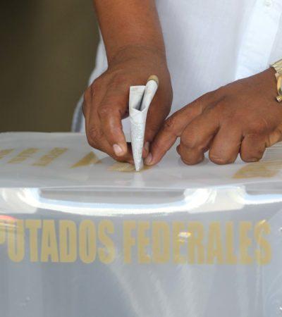 ELECCIONES HISTÓRICAS: Por primera vez hay votaciones concurrentes en Quintana Roo; se elegirá Presidente, senadores, diputados federales y 11 presidentes municipales