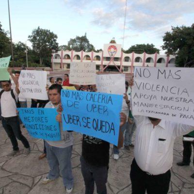SE SUMA EL CCEC AL RECLAMO DE UBER: Empresarios piden a Carlos Joaquín escuchar a ciudadanos y no sólo a taxistas