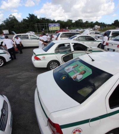 En agosto se definirá si hay alza en la tarifa de taxis, asegura Alejandro Ramos, director de Transporte de Sintra
