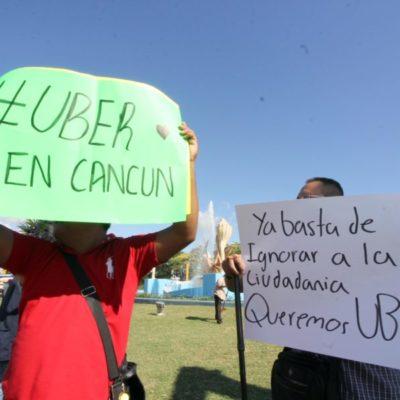 """""""Sin Uber, el destino se queda estancado y en retroceso"""", afirma Abelardo Vara"""