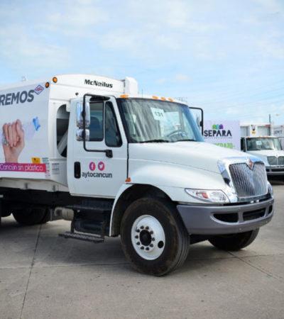Encargados de la recoja de basura denunciaron a la empresa Inteligencia México por cobrar cuotas semanales de la propina que reciben