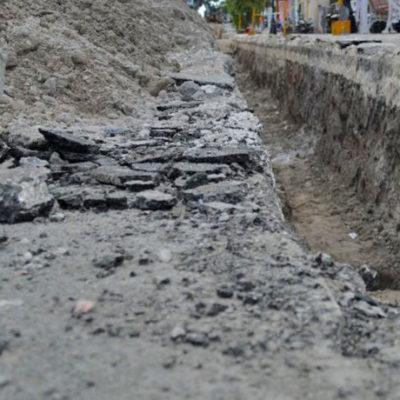Conagua y CAPA preparan reparación de tuberías y cambio de medidores en el primer cuadro de Chetumal