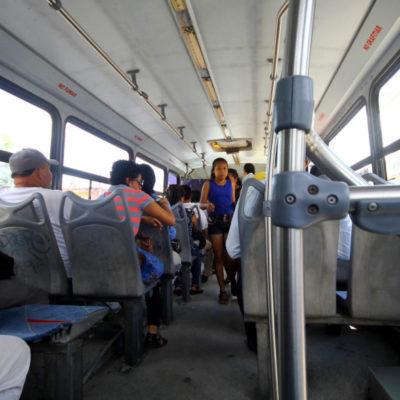 El 20 de agosto, Chetumal contará con una nueva línea de transporte público con GPS, pago con tarjeta y videovigilancia