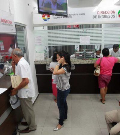 Periodo de descuentos en trámites municipales inicia el próximo viernes