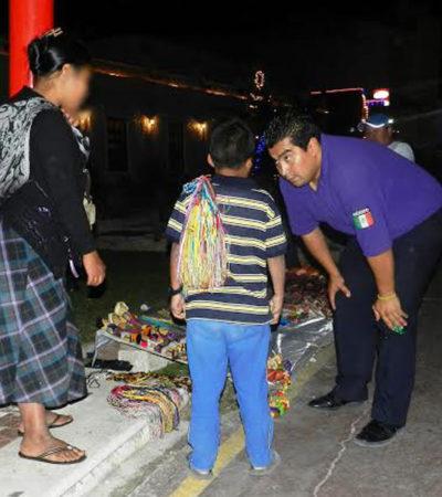 Explotación de menores es una problemática constante y que no ha parado en Cancún, asegura Julio Góngora, director de Prevención del Delito