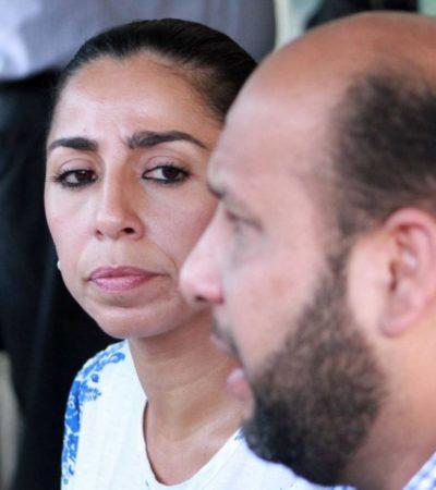 Una vez que asuma en el Senado, Marybel Villegas lanzará exhorto para que la Auditoría Superior de la Federación revise cuentas del Congreso de Quintana Roo