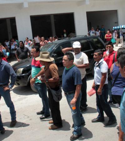 Rompeolas: Felipe Carrillo Puerto, otro foco de tensión post-electoral