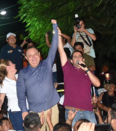 PAN NO GANÓ NINGUNA ALCALDÍA EN QR: Por partido, PRD triunfó en tres municipios, mientras Morena y PT triunfaron en dos, respectivamente