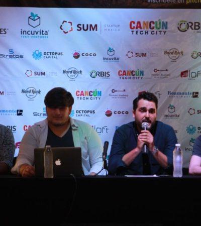 En octubre, Cancún será sede de reunión de inversionistas y emprendedores tecnológicos durante el evento Pitch Awards 2018