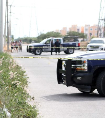 JULIO, ENTRE LOS MESES MÁS VIOLENTOS DEL 2018: Suman 41 personas ejecutadas en Cancún y aún falta una semana para cerrar el periodo