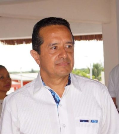 """""""Si se cumplen los requisitos legales, es factible la venta del lote 19, aledaño a Playa Marlin"""", dice Carlos Joaquín"""