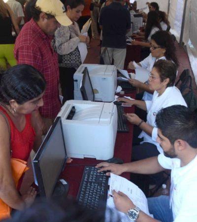 Va gobierno del estado a la 'caza' de morosos en el pago de impuesto predial en Chetumal