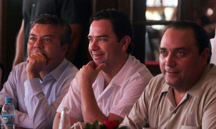 EXPRIMIERON AL PRI Y HOY NI LA CARA DAN: Protagonistas que estuvieron en la cumbre del tricolor en QR, hoy no aparecen públicamente ante el desastre electoral del partido en las pasadas elecciones