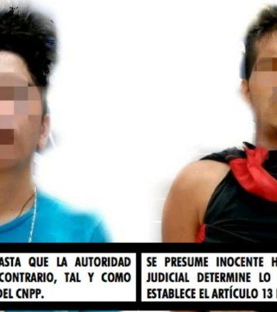 Detienen a presuntos sicarios de víctima de la Región 247 en Cancún