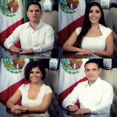 Tras el 'tsunami' morenista, cuatro diputados 'derrotados' solicitan regresar a sus curules en la XV Legislatura de Quintana Roo