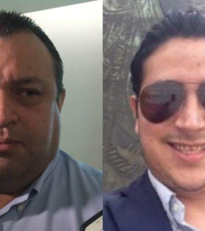 DISPUTA 'POSTELECTORAL' POR LOS DESPOJOS DEL 'FRENTE' EN CANCÚN: Pelea Eloy Peniche regiduría al 'Simi Chanito'