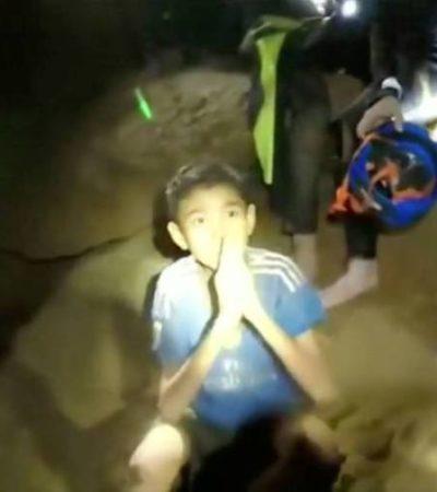 Sí, habrá película de Hollywood sobre el rescate de la cueva en Tailandia
