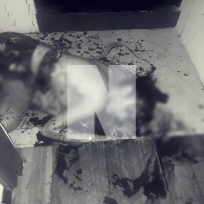ASESINATO EN HOTEL DE LA SM 62: Matan a balazos a una mujer en el interior de la posada 'Bombay' de Cancún