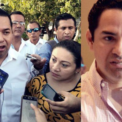 """Prepara PRD ajuste de cuentas contra Emiliano, Ivanova… y 'Chanito'; """"basta de traiciones y de dobles caras"""", dice Abraham Ortega, delegado nacional del Sol Azteca en QR"""