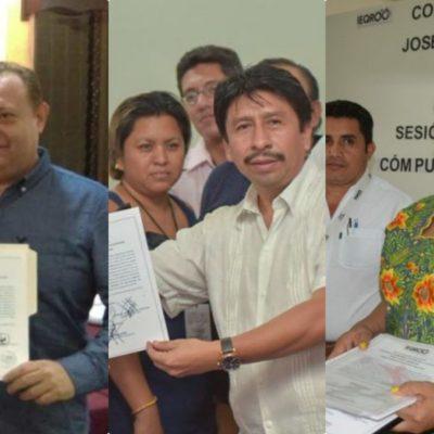 Rompeolas: Aunque usted no lo crea, ganan candidatos del PRD tres presidencias municipales