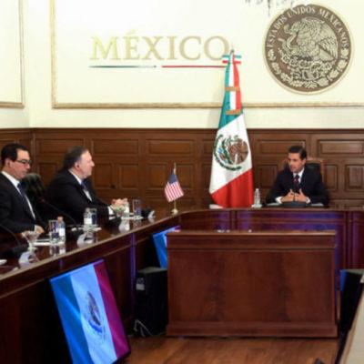 Pide Peña Nieto al gobierno de EU la rápida reunificación de familias migrantes separadas