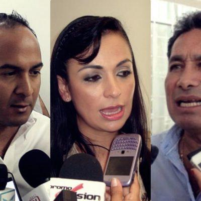 LOGRAN TRES ALCALDES LAS PRIMERAS REELECCIONES DE QR: Juan Carrillo, Laura Fernández y Alexander Zetina repetirán en Isla Mujeres, Puerto Morelos y Bacalar