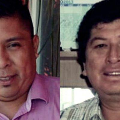 ATRAE PGR ASESINATO DE REPORTEROS EN QR: Dice Fiscalía que no se descarta ninguna línea de investigación en la muerte de Rubén Pat y José Guadalupe Chan Dzib