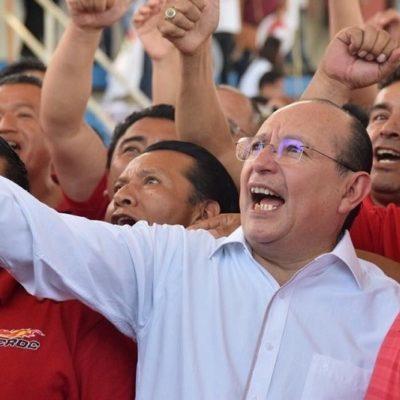 Elogia el priista Mario Machuca desempeño de AMLO en el proceso de transición