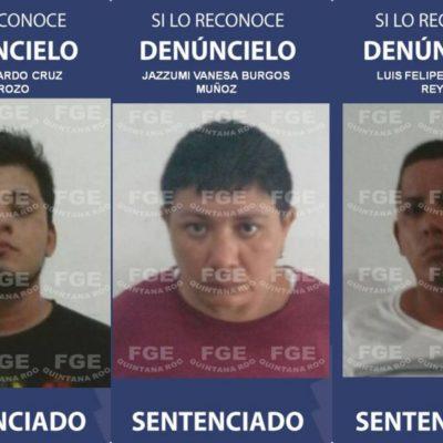 Fiscalía Antisecuestros logra fallo condenatorio contra tres imputados por secuestro agravado