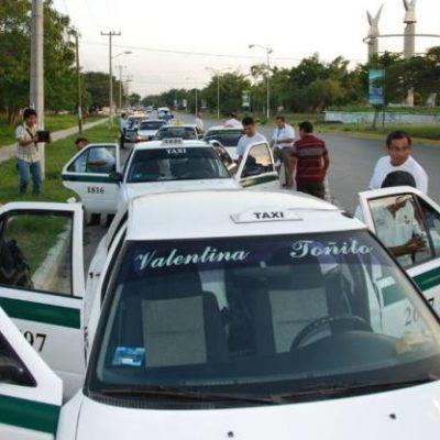 Rompeolas: Extra-base   Van taxistas por más; ahora quieren aumento de tarifas