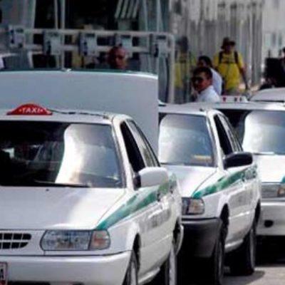 """""""Sintra analizará tarifa de taxistas, aunque tienen compromisos que no han cumplido, como la mejora del servicio y seguridad"""", asegura William Conrado"""