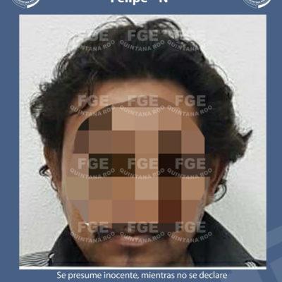 Vinculan a proceso a un hombre por la violación de dos menores en Cozumel