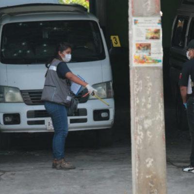 Se registra ataque armado contra usuarios que estaban en base de transporte público en Chilpancingo; se reportan dos personas asesinadas y cuatro heridos