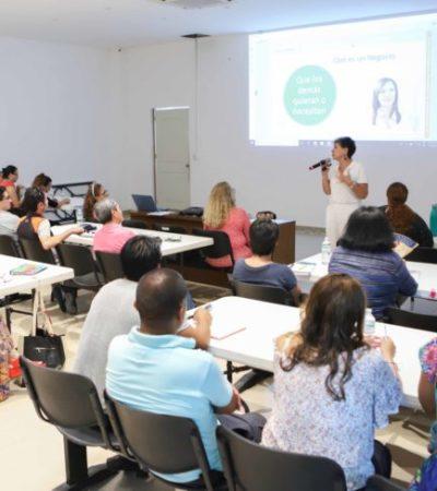 Ponen en marcha el Programa Estratégico para Pequeñas y Medianas Empresas en Puerto Morelos