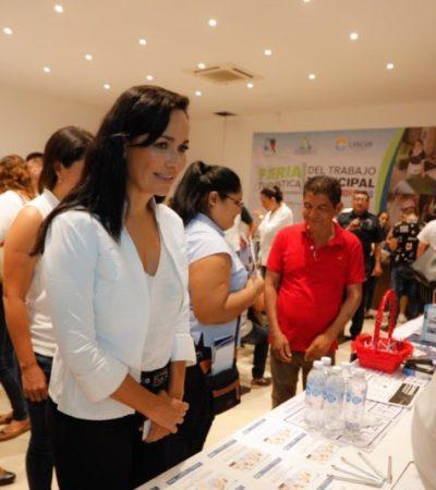 Ayuntamiento de Puerto Morelos impulsa la Feria Turística del Empleo; este año se ofertaron mil 789 vacantes, con la participación de 21 empresas