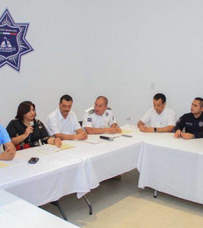Impulsan certficación de policías en Puerto Morelos; para fines de año más del 60% deberán aprobar exámenes de control de confianza