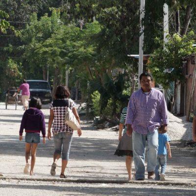 Otorga Ayuntamiento de Puerto Morelos estímulos fiscales a habitantes de La Fe y Tierra Nueva