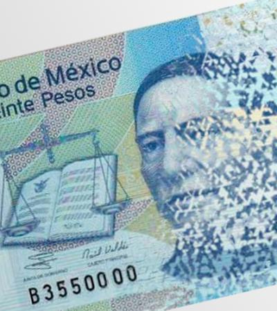 Entra en circulación el nuevo billete de 500 pesos; el actual de 20 se convertirá en moneda