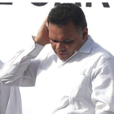 En el final de su sexenio, Rolando Zapata Bello termina marcado por aumento de feminicidios y asesinatos en Yucatán