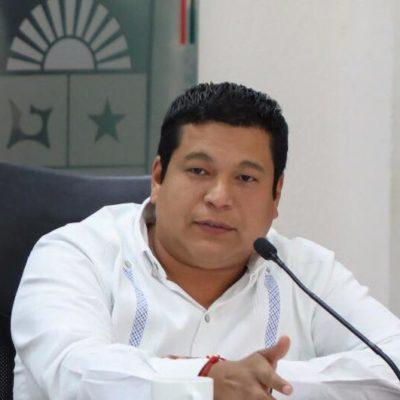 Fernando Zelaya vuelve a su curul en la Decimoquinta Legislatura, luego de perder la elección de Ayuntamientos en la capital del estado
